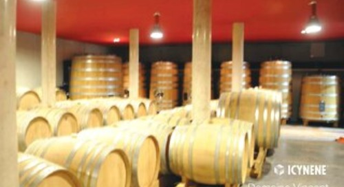 Sancerre Wine Cellar in France