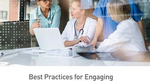 Best Practices for Attracting Patients on Social Channels