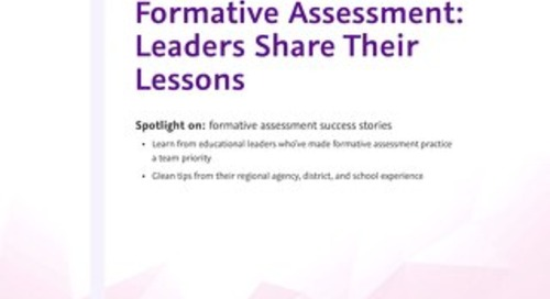 How to Boost Engagement and Growth with Formative Assessment