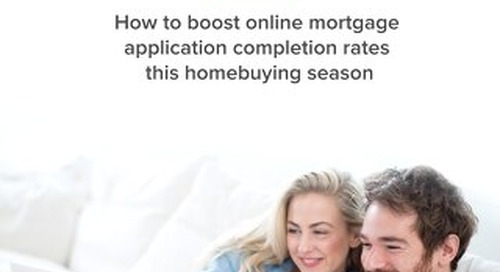 Yieldify guide: boosting online mortgage application rates