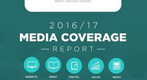 Tulfarris Golf Club 2016/17 Coverage Report