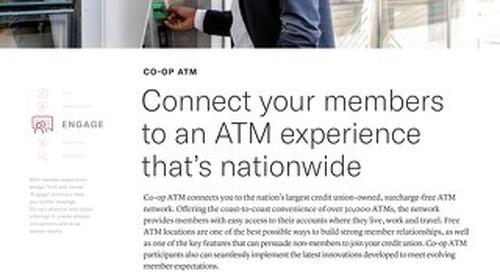 CO-OP ATM Slipsheet