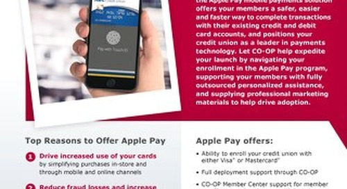 Apple Pay Slipsheet