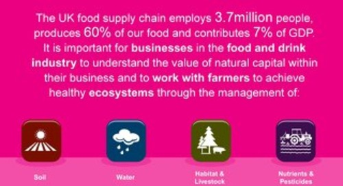 Smart Water Infographic