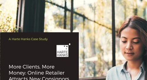 Online Retailer Attracts New Clients with Direct Mail