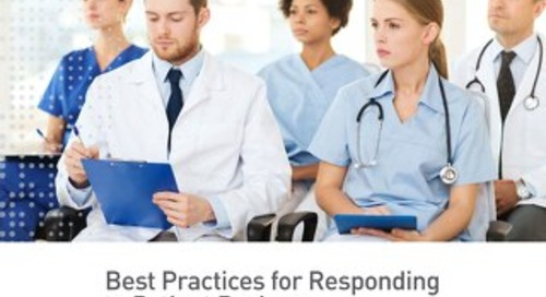Best Practices for Responding to Patient Reviews