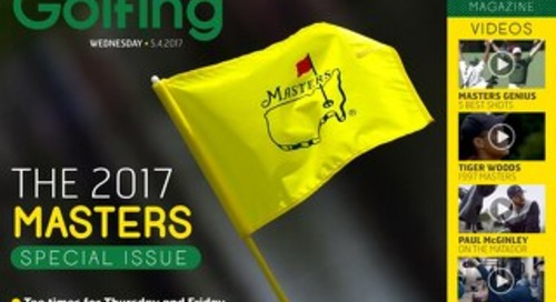 Wednesday 6th April 2017 Masters Edition