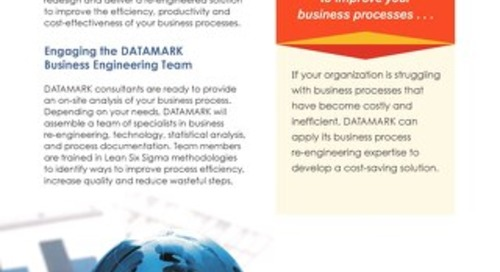 Business Engineering Brochure
