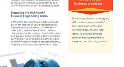 Business Engineering Brochure