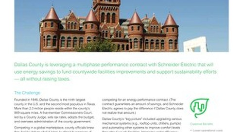 Public Sector: Dallas County