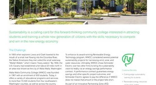 Education: Walla Walla Community College