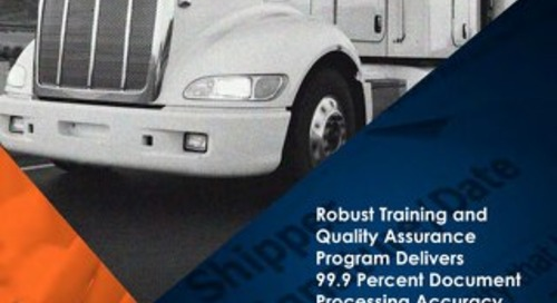 Training & Quality Assurance Case Study