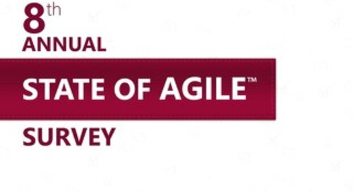 8th Annual State of Agile Report