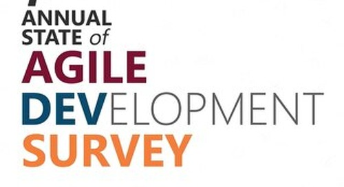 7th Annual State of Agile Report