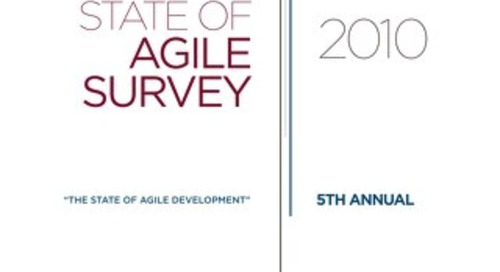 5th Annual State of Agile Report