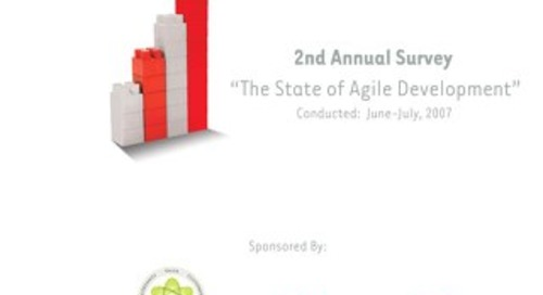 2nd Annual State of Agile Report