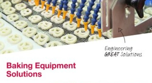 Baking Equipment Solutions flyer