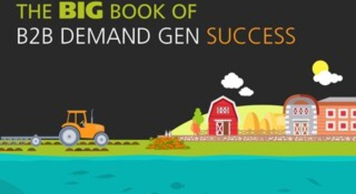The Big Book of B2B Demand Gen Success
