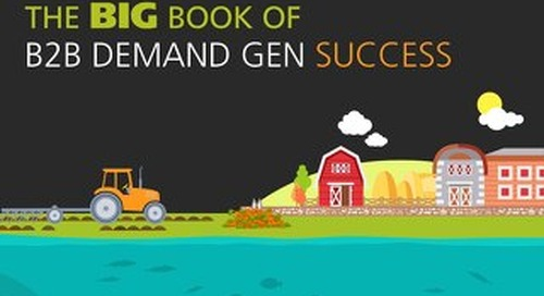The Big Book of B2B Demand Gen Success
