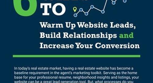 6 Ways to Warm Up Website Leads