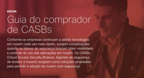 Buyer's Guide to Cloud Access Security Brokers – Portuguese