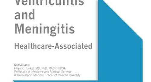 Ventriculitis and Meningitis