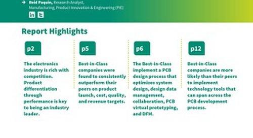 PCB Design: Improving Profitability with PCB Design Best Practices