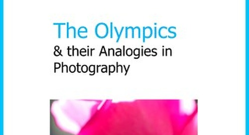 The Olympics & their Analogies in Photography