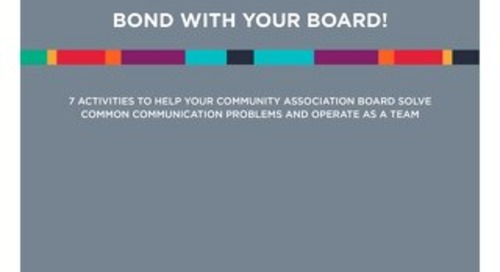 Bond With Your Board