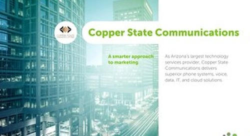 Copper State Success Story