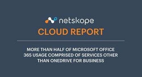 April 2017 - EMEA Cloud Report