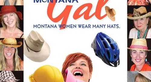 Distinctly Montana Gal Fall 2012