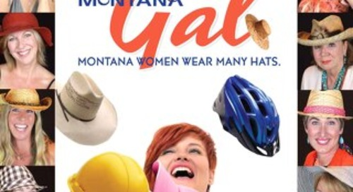 Distinctly Montana Gal Fall 2012