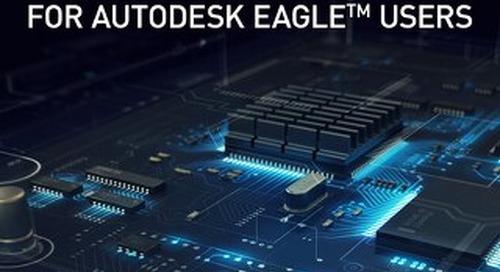 Altium Evaluation Guide For Autodesk Eagle™ Users