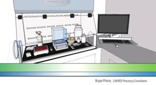 [White Paper] Workflow Strategies to Minimize Exposure to Hazardous Drugs in the Compounding Pharmacy