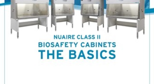 [ebook] Class II Biosafety Cabinets, The Basics