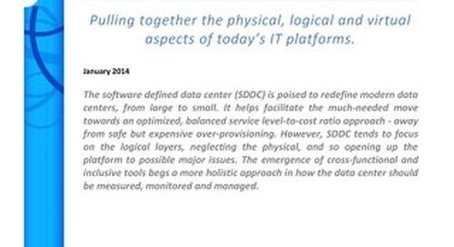 Quocirca White Paper When Data Center Layers Converge