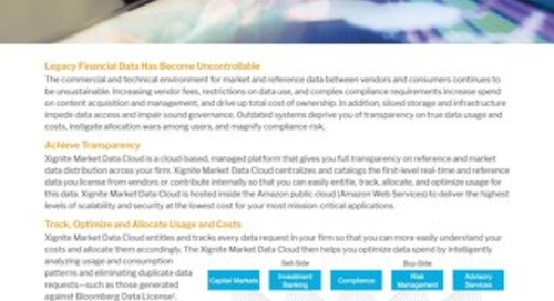 Cloud Platform Datasheet