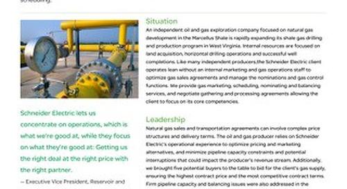 Oil & Gas: Exploration Company