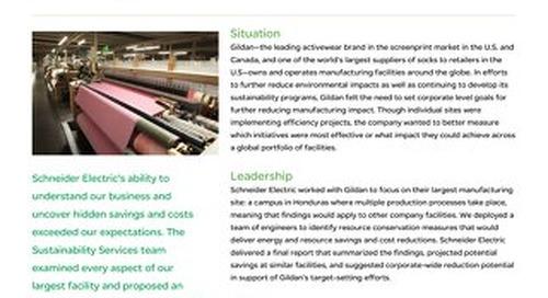 Manufacturing: Gildan