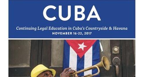 16NOV2017 Cuba