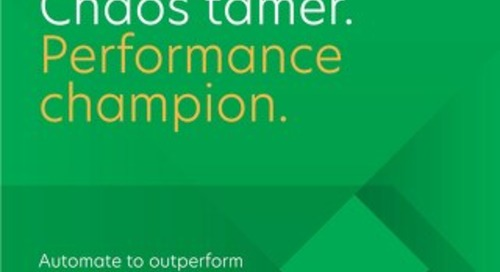 Lexmark - Automate to outperform across P2P