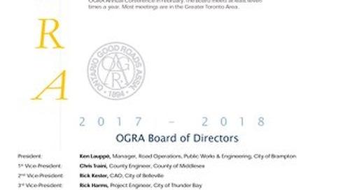 April 2017 Board Highlights FINAL