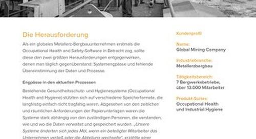 Fallstudie - Global Mining