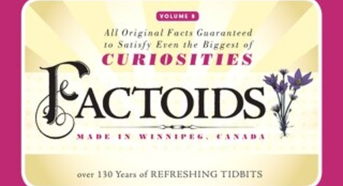 Winnipeg Factoids - Volume 8