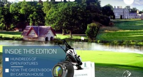Golf Opens Digital Magazine - Issue 1