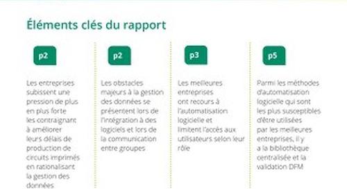 GESTION DES DONNÉES DE CIRCUITS IMPRIMÉS : COMMENT LES LEADERS DE L'INDUSTRIE GÈRENT LEURS DONNÉES