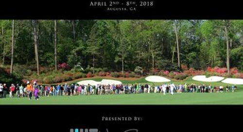 2018 Masters Experience