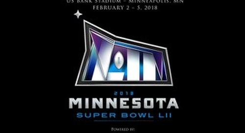 2018 Super Bowl Experience