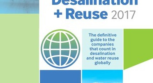 Who's Who in Desalination + Reuse 2017